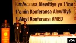 Konferansa Alavîyan li Dîyarbekirê
