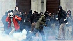 آغاز درگیری در یونان
