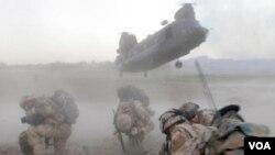 Afganistan: Lame Ameriken Touye Kèk Militan nan yon Operasyon Revanch
