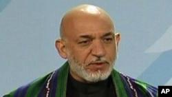 ملاقات بین حزب اسلامی و حامد کرزی