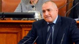 Բուլղարիայի վարչապետ Բոյկո Բորիսով, 2013թ. փետրվարի 20
