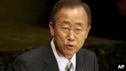 Sakataren Majalisar Dinkin Duniya Ban ki-moon