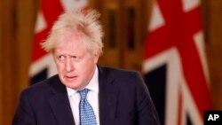 Firai ministan Birtaniya Boris Johnson s