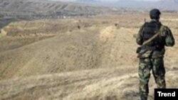 İranla sərhəd