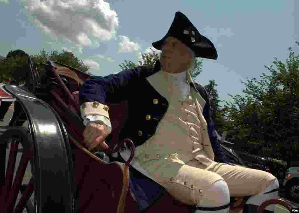 Президент Джордж Вашингтон
