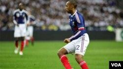 Henry pidió repetir el partido contra Irlanda, pero la FIFA no aceptó.