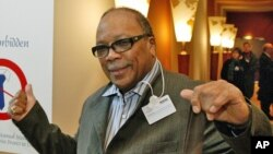 El concierto en homenaje a Quincy Jones se realizará junto con las finales del concurso internacional de vocalistas de jazz del Instituto Thelonious Monk.