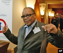 FILE - Quincy Jones in 2004.