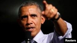 Prezident bugun Ebola epidemiyasi bilan olishish uchun G'arbiy Afrikaga safarbar etilgan harbiylarni vatanga qaytarish rejasini e'lon qiladi.