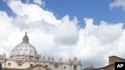 梵帝岡聖伯多祿廣場(資料圖片)