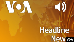 VOA Headline News 8.00 WIB