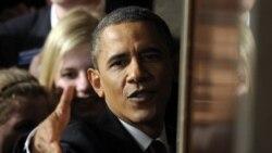 گوشه هايی از سخنان پرزيدنت اوباما در «گزارش وضعيت کشور ۲۰۱۲»