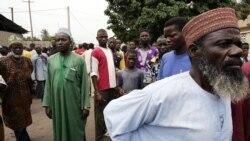 Marche annuelle des Haratine à Nouakchott