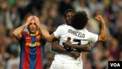 La fórmula de Mourinho dio resultado y luego de cuatro años, el Madrid le gana de nuevo al Barcelona.