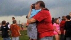 Торнадо в Оклахоме: рассказы тех, кто уцелел
