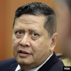 Ketua Pusat Studi HAM ASEAN Marzuki Darusman