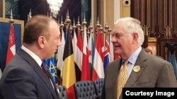 Ministar Igor Crnadak na sastanku Globalne koalcije za borbu protiv ISIL-a