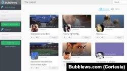 Los mensajes más populares de sus usuarios en la red social Bubblews, acumulan dinero.