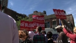 'Anti-Bloomberg' Surges to Front of New York Mayor's Race