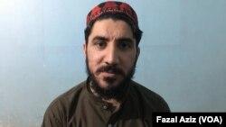 پشتون تحفظ تحریک کے سربراہ منظور پشتین (فائل فوٹو)