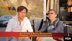 Aji Dinata dan Benny Simanjuntak, Sample Entertainment