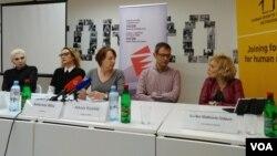 """""""Novinari pred sudom"""", konferencija YUCOM-a"""