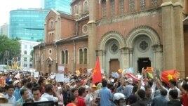 Biểu tình chống Trung Quốc ở Việt Nam