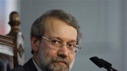 علی لاریجانی در نشست ابوظبی