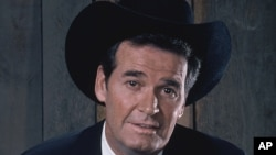 James Garner en su papel de Maverick.