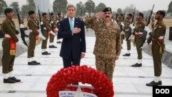 Kerry in Pakistan