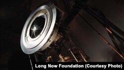 The Long Now Foundation – sebuah yayasan yang berkantor di San Francisco, California– sedang membangun sebuah jam besar setinggi 150 meter (foto: dok).