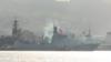 中國多艘軍艦2016年7月12日訪問美國珍珠港(美國之音黎堡拍攝)