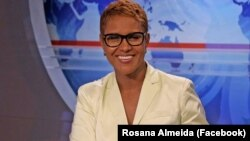 Rosana Almeida, jornalista cabo-verdiana