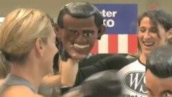 """Спортсменам """"дають лупити"""" Обаму та Ромні"""