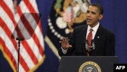 پرزیدنت اوباما هدف ها و استراتژی آمریکا در افغانستان را تشریح می کند