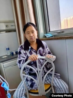 河北人韩永吉因疫情关系在新加坡被隔离超过半年。(韩永吉提供)