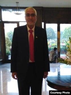 ڈاکٹر مرزا علی اظہر