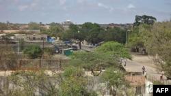 索马里的基斯马尤