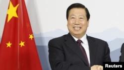 O Υπουργός Περιβάλλοντος της Κίνας, Ζού Σενγκζιάν