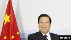中国环境保护部部长周生贤