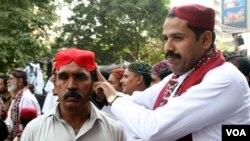 سندھ میں 'یوم ثقافت' پر جشن