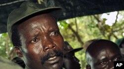 Thủ lãnh của phe nổi dậy Ðội Quân Kháng chiến của Thượng Đế LRA Joseph Kony.