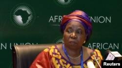 Mendagri Affrika Selatan, Nkosazana Dlamini-Zuma, terpilih sebagai pemimpin baru Uni Afrika, menggantikan Jean Ping (15/7).