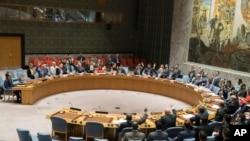 BMT Xavfsizlik Kengashi Shimoliy Koreyaga qarshi yangi sanksiyalar qabul qildi