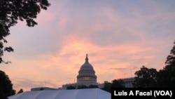 Ingoro Kongre y'Amerika ikoreramo i Washington, DC