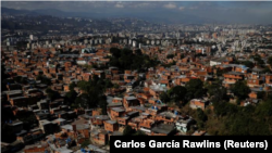 Vista panorámica de Caracas, imagen de archivo. 12 de enero de 2018. REUTERS/Carlos García Rawlins