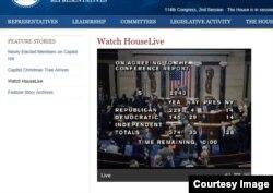 Quốc hội Mỹ ngày 8/12 thông qua một dự luật nhân quyền 'bước ngoặt'.