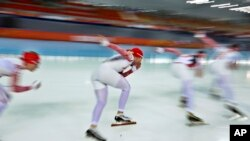 Russia, Athletes Get Ready for Olympics