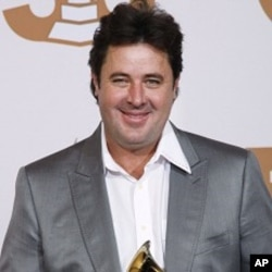 Country music singer Vince Gill (file photo)