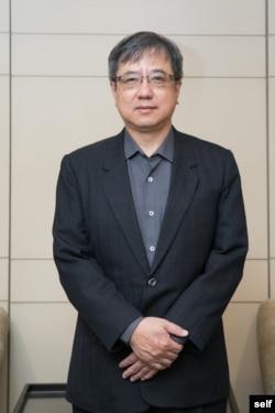 中華經濟研究院大陸所所長劉孟俊(照片提供: 劉孟俊)